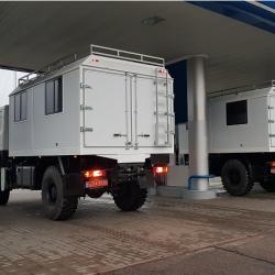 Автомастерская ФМА-N3-5316 на базе шасси МАЗ МАЗ-5316F5